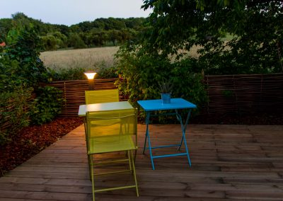Terrasse privative 3